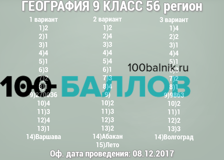 56 регион